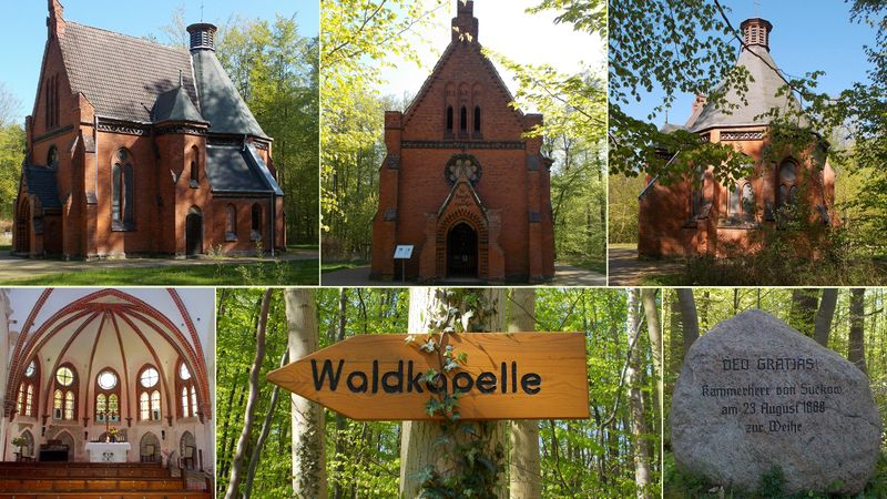 File:2014 Heiligendamm katholische Waldkapelle.jpg