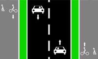 Cycle empower left right footways.png
