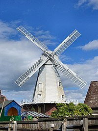Willesbourgh Windmill, Ashford, Kent.jpg