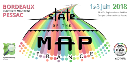Map Of France With States.State Of The Map France 2018 Openstreetmap Wiki