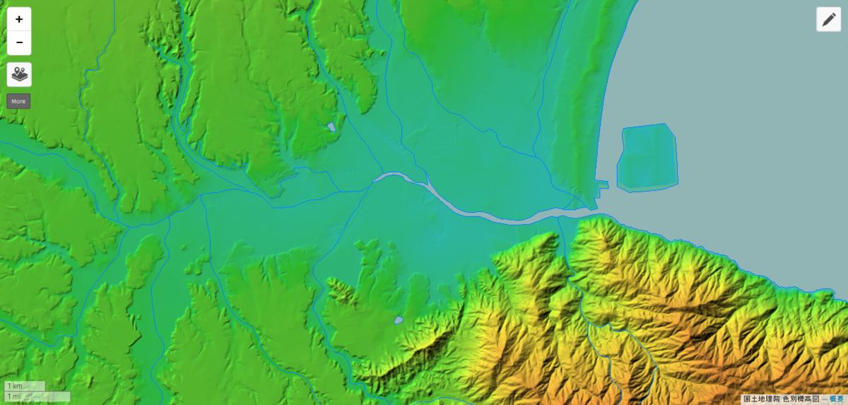 肝属川流域