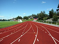 One example for leisure=track