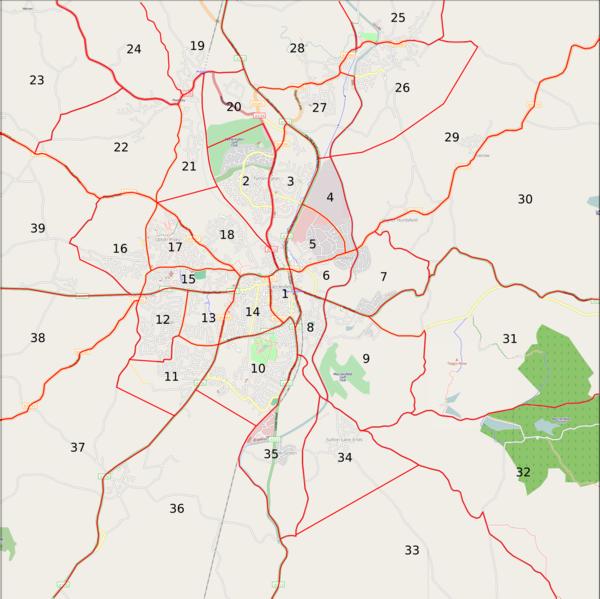 Macclesfield OpenStreetMap Wiki