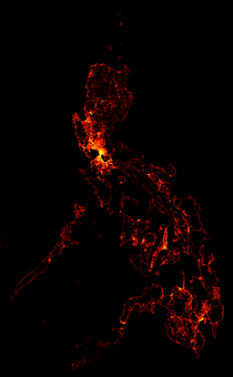 Philippines node density 2012-10-01.png