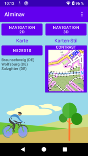 DE:Android - OpenStreetMap Wiki on