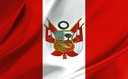 Flag of Perú