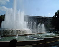 Fountain at Milan citadel.JPG