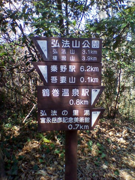File:Jp hiking destination sign.jpg