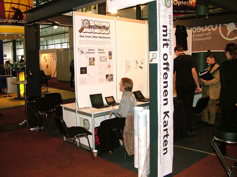 File:OSM-Booth at Intergeo 2008-2.jpg