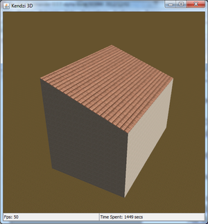 Josm plugins kendzi3d tutorial skillion roof for Skillion roof definition
