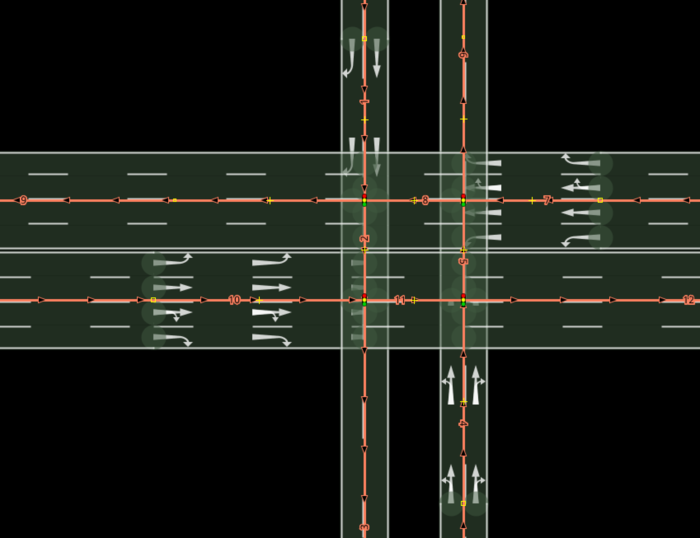 Complex intersection traffic signal generic.png