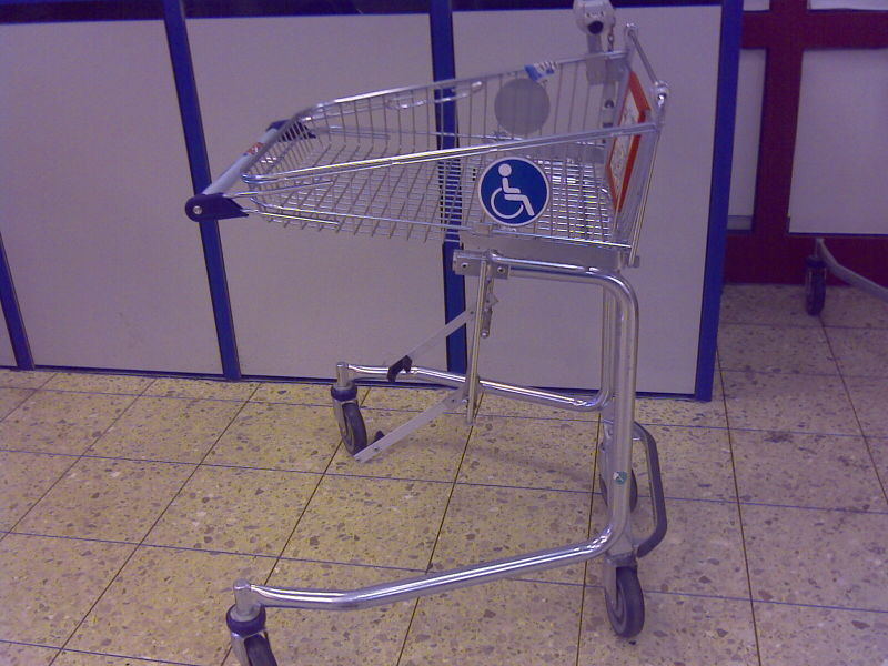 File:Wheelchair trolley.jpg
