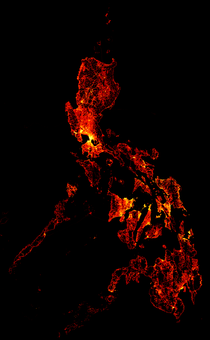 Philippines node density 2015-10-01.png