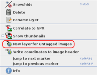 PhotoAdjust geoimage layer menu.png